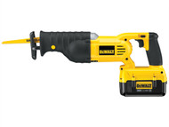 DEWALT DEWDC305M2 - DC305M2 Cordless Reciprocating Saw & Kit Box 36 Volt 2 x 4.0Ah Li-Ion