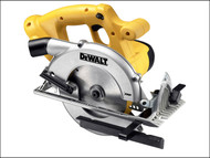 DEWALT DEWDC390N - DC390N 165mm Trim Saw 18 Volt Bare Unit