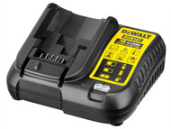 DEWALT DEWDCB107 - DCB107 XR Multi-Voltage Charger 10.8, 14 & 18 Volt Li-Ion