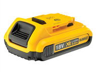 DEWALT DEWDCB183 - DCB183 XR Slide Battery Pack 18 Volt 2.0Ah Li-Ion
