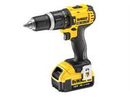 DEWALT DEWDCD785M1 - DCD785M1 XR Compact Hammer Drill Driver 18 Volt 1 x 4.0Ah Li-Ion