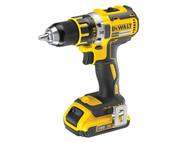 DEWALT DEWDCD790D2 - DCD790D2 Compact Brushless Drill Driver 18 Volt 2 x 2.0Ah Li-Ion