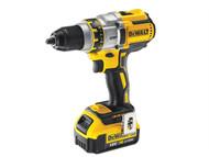 DEWALT DEWDCD990M2 - DCD990M2 XR 3 Speed Brushless Premium Drill Driver 18 Volt 2 x 4.0Ah Li-Ion