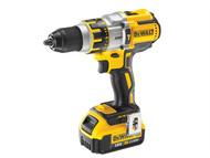DEWALT DEWDCD995M2 - DCD995M2 XR 3 Speed Brushless Hammer Drill Driver 18 Volt 2 x 4.0Ah Li-Ion
