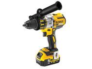DEWALT DEWDCD995P2 - DCD995P2 XR 3 Speed Brushless Hammer Drill Driver 18 Volt 2 x 5.0Ah Li-Ion