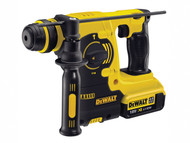 DEWALT DEWDCH253M2 - DCH253 M2 SDS Plus Rotary Hammer 18 Volt 2 x 4.0Ah Li-Ion