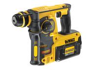 DEWALT DEWDCH363D2 - DCH363D2 SDS Plus Heavy-Duty Rotary Hammer 36 Volt 2 x 2.0Ah Li-Ion