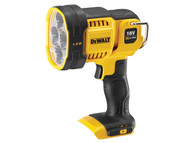 DEWALT DEWDCL043 - DCL043 XR LED Spotlight 18 Volt Bare Unit