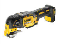 DEWALT DEWDCS355N - DCS355N XR Brushless Oscillating Multi-Tool 18 Volt Bare Unit