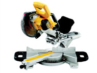 DEWALT DEWDCS365N - DCS365N Cordless XPS 184mm Mitre Saw Bare Unit 18 Volt