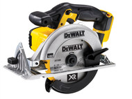 DEWALT DEWDCS391N - DCS391N 165mm XR Premium Circular Saw 18 Volt Bare Unit
