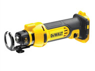 DEWALT DEWDCS551N - DCS551NT XR Li-Ion Cordless Drywall Cut-Out Tool 18 Volt Bare Unit
