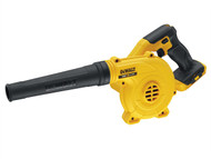 DEWALT DEWDCV100 - DCV100 XR Compact Jobsite Blower Bare Unit 18 Volt