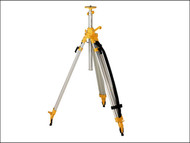 DEWALT DEWDE0735 - DE0735 Elevated Laser Construction Tripod (1.15m - 3.0m)