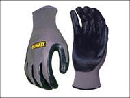 DEWALT DEWDPG66L - Nitrile Nylon Gloves DPG66L