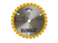 DEWALT DEWDT1202QZ - Trim Saw Blade 136 x 10mm x 30T Fine Finish