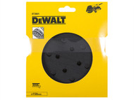 DEWALT DEWDT3601QZ - DT3601 Backing Pad 150mm For DW443 Sander
