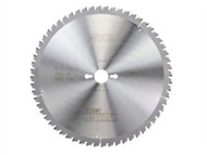 DEWALT DEWDT4260QZ - Circular Saw Blade 305 x 30mm x 60T Series 40 Fine Finish