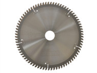 DEWALT DEWDT4286QZ - Circular Saw Blade 216 x 30mm x 80T Series 40 Extra Fine Finish