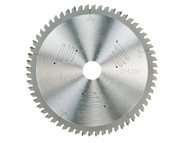 DEWALT DEWDT4350QZ - Circular Saw Blade 216 x 30mm x 60T Series 60 Fine Finish