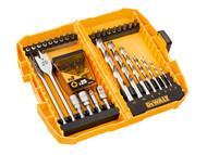 DEWALT DEWDT71501QZ - DT71501-QZ Drilling & Screwdriving Set 56 Piece