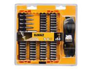 DEWALT DEWDT71540QZ - DT71540 High Performance Brushless Screwdriving bit Set 53 Piec