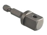 DEWALT DEWDT7512QZ - DT7512 1/4in Hex to 1/2in Drive Impact Adaptor