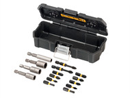 DEWALT DEWDT7919TQZ - Impact Torsion Screwdriving Set 15 Piece