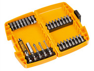 DEWALT DEWDT7922BQZ - DT7922BQZ Small Tough Case Screw Driving Set 29 Piece