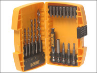 DEWALT DEWDT7928QZ - Extreme Tough Case Drill Bit Set of 19