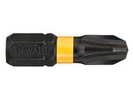 DEWALT DEWDT7995TQZ - Impact Torsion Bits PH3 25mm Pack of 5