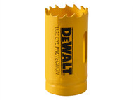 DEWALT DEWDT8122QZ - Bi Metal Deep Cut Holesaw 22mm