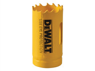 DEWALT DEWDT8125QZ - Bi Metal Deep Cut Holesaw 25mm