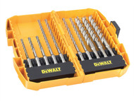 DEWALT DEWDT8977BQZ - XLR SDS Drill Bit Set 10 Piece
