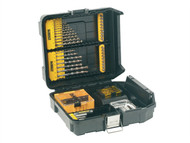 DEWALT DEWDT9281QZ - DT9281 Mini MAC Masonry & Metal Drilling Kit Set of 63