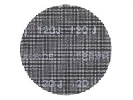 DEWALT DEWDTM3125QZ - DTM3125 Mesh Sanding Discs 150mm 120G (Pack of 5)