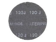 DEWALT DEWDTM3135QZ - DTM3135 Mesh Sanding Discs 150mm 120G (Pack of 10)