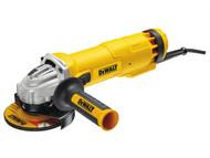 DEWALT DEWDWE4206L - DWE4206-LX 115mm Mini Grinder 1010 Watt 110 Volt