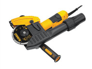 DEWALT DEWDWE46101 - DWE46101-GB 125mm Mortar Raking Kit 1100 Watt 230 Volt
