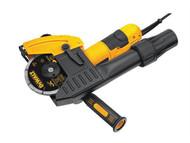 DEWALT DEWDWE46101L - DWE46101-LX 125mm Mortar Raking Kit 1100 Watt 110 Volt