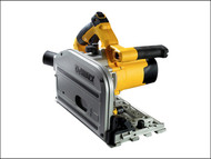DEWALT DEWDWS520KR - DWS520KR Plunge Saw & 1.5m Guide 1300 Watt 230 Volt