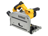 DEWALT DEWDWS520KT - DWS520KT Heavy-Duty Plunge Saw With Guide Rail 1300 Watt 240 Volt