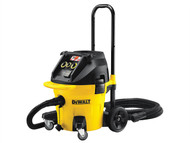 DEWALT DEWDWV902M - DWV902M M-Class Next Generation Dust Extractor 1400 Watt 230 Volt