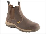 DEWALT DEWRADIAL9B - Radial Dealer Boots Brown UK 9 Euro 43