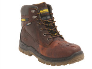 DEWALT DEWTITAN10T - Titanium S3 Safety Tan Boots UK 10 Euro 44