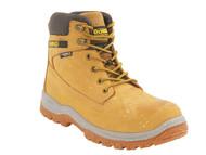 DEWALT DEWTITAN8H - Titanium S3 Safety Wheat Boots UK 8 Euro 42