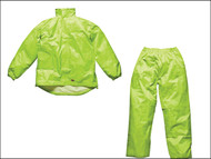 Dickies DIC10050MY - Yellow Vermont Waterproof Suit - M (40-42in)