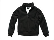 Dickies DIC89000XXB - Eisenhower Fleece Pullover Black - XXL (52-54in)
