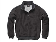 Dickies DIC89000XXG - Eisenhower Fleece Pullover Grey - XXL (52-54in)