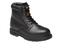 Dickies DICCLEVE9BL - Cleveland Black Super Safety Boots UK 9 Euro 43